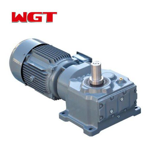 K87 / KA87 / KF87 / KAF87 helical gear quenching reducer (without motor)
