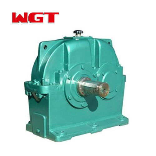 ZSY180 high-efficiency reducer helical gear reduction ratio 28 hard tooth cylindrical gear reducer