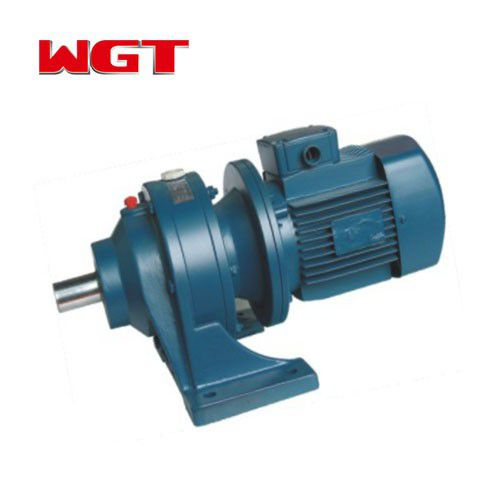 X / B series pin wheel shaft mounted Transcyko cycloid pinwheel reducer power transmission