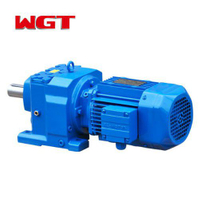 R47 / RF47 / RS47 / RFS47 helical gear quenching reducer (without motor)