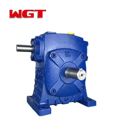 WPS40 ~ 250 Worm Gear Reducer