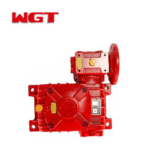 WPEDX40 ~ 250 Worm Gear Reducer