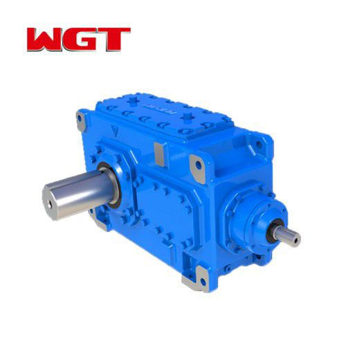 B series helical gear bevel gear reducer B4-26