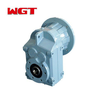 F57 / FF57 / FAF57 helical gear quenching reducer (without motor)