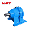 XB series cycloidal pin gear reducer with AC motor