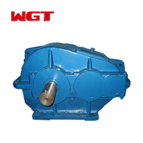 High-precision ZSY180 gear box hardened gear reducer helical gear reducer cylindrical gear box